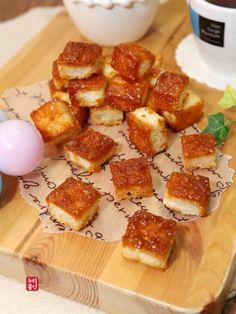 후라이팬 디저트~ 간단한 식빵요리 크루통 만들기 : 네이버 블로그 French Toast, Cheese, Breakfast, Food, Food Food, Morning Coffee, Essen, Meals, Yemek