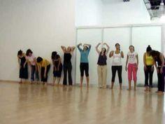 Final de una clase de Danzaterapia, dirigida por Analía Melgar. - YouTube