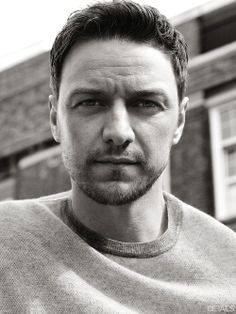 James McAvoy - Ahahaha, great minds and all, I just read the interview!!! I shouldn't have though...lol. Thank you for this in LARGE size @Stacy Revell :D
