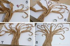 Trendy family tree crafts for kids bulletin boards 48 Ideas Diy Family Tree Project, Make A Family Tree, Family Tree Quilt, Bulletin Board Tree, Kids Bulletin Boards, Fall Art Projects, School Projects, Classroom Family Tree, Thanksgiving Tree
