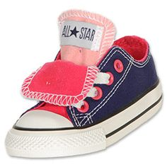 Converse Chuck Taylor Ox Double Tongue Toddler Shoes