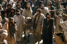 Entrada triunfal a Jerusalen