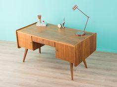 1950er Schreibtisch, Kommode, 60er, Vintage von MID CENTURY FRIENDS auf DaWanda.com