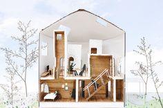 Galeria - Casa em Chiharada / Studio Velocity - 14