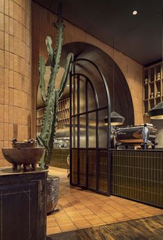 Tequila Restaurant, Bistro Restaurant, Cafe Bistro, Salon Interior Design, Restaurant Interior Design, Architecture Restaurant, Interior Architecture, Public Space Design, Cafe Art