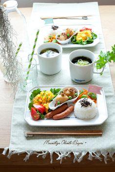 春野菜のワンプレート。 |あ~るママオフィシャルブログ「毎日がお弁当日和♪」Powered by Ameba