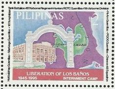 Stamp: End of World War II - 50th Anniversary (Philippines) (End of World War II - 50th Anniversary) Mi:PH 2607