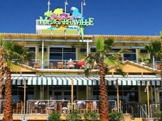 jimmy buffet's margaritaville - Panama City Beach, FL Love this place!!