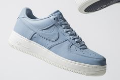 "NikeLab Air Force 1 Low ""Light Blue"""