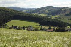 Wandern im Valmetal, Bestwiger Panoramaweg