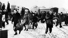 Fra februar til 5. maj 1945 kom i alt 250.000 tyske flygtninge til Danmark - de sidste 200.000 kom i april og i altovervejende grad fra de østlige dele af Tyskland, hvor de i panik flygtede fra de fremrykkende russere. Tusindvis af flygtningebørn døde i Danmark af tilstande og sygdomme, som også dengang var simple at behandle: mave-, tarminfektioner, dehydrering, underernæring, skarlagensfeber og mæslinger. (Foto: Privatfoto/Lemuel Books)