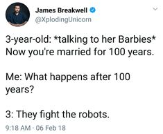 Heck yes! Robots!