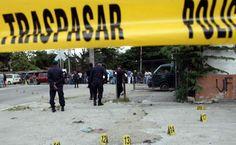 En seis meses registran 2,568 muertes violentas en Honduras - Diario La Prensa