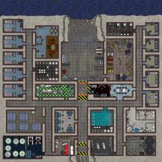 Station Map, Cartographers Guild, Scale Map, Dungeon Maps, Star Wars Rpg, Tabletop Rpg, Secret Places, Map Design, Shadowrun