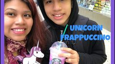 Unicorn Frappuccino - April 21, 2017 - A Few Moments With Kary . . . . #Youtuber #YoutubeMom #Spanglish