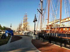 Tall Ships at Bay City, Mi