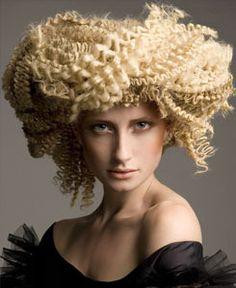 Steven Carey Collections - Online creative hair collections, hair styles, hairdressing, style gallery - curatoruk.com
