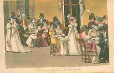The French Vauxhall, Fashions of London and Paris, October 1811.