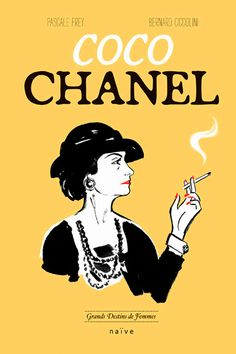 Great Coco Chanel !!!