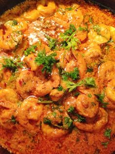 Most Popular Shrimp Scampi Recipes Indian Shrimp Curry, Indian Prawn Recipes, Goan Recipes, Curry Shrimp, Fish Curry, Curry Recipes, Seafood Recipes, Indian Curry, Recipes