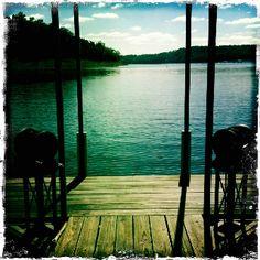 101 boat dock, lake norfork arkansas