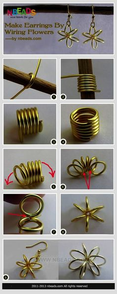 Ahhh -> DIY Wire Rings Tutorial!