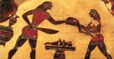 To Αρχαιοελληνικό Κοκορέτσι και μία Συνταγή. Εντόσθια στη Σούβλα (Ὀβελίσκος χορδῆς)