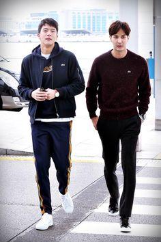 Korean Guys, Korean Star, Seokjin, Ha Suk Jin, Korean Drama Stars, Handsome Korean Actors, Asian Boys, Asian Fashion, Cute Guys