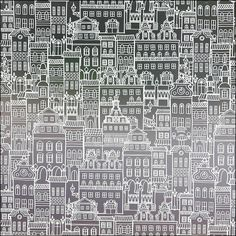 Little City Privacy Window Film. Coveting this for my Little guy's room, we look right into our neighbors kitchen from his room.