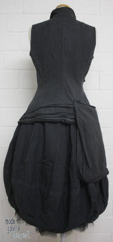 "www.modegalerie-bongardt.de - rundholz mode, rundholz black label, rundholz dip Rundholz black label Sommer 2015 Ballonkleid ""cotton""...verfügbar in 3 verschiedenen Farben ! 3690903-S15"