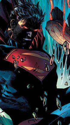Dc Comics Characters, Dc Comics Art, Marvel Dc Comics, Superman Man Of Steel, Batman Vs Superman, Superman Pictures, Batman Dark, Comic Book Superheroes, Comic Kunst