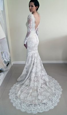 Beautiful Modest Wedding Dress, Wedding Dress with Sleeves. Wedding dresses are huge this season, and it is definitely one of the beautiful wedding dresses