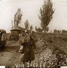 1916: la bataille de Verdun, symbole de la guerre