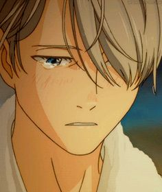 Fifty shades of Victor Nikiforov Lolis Anime, Anime Films, Anime Guys, Anime Characters, Anime Art, Love On Ice, ユーリ!!! On Ice, Character Illustration, Digital Illustration