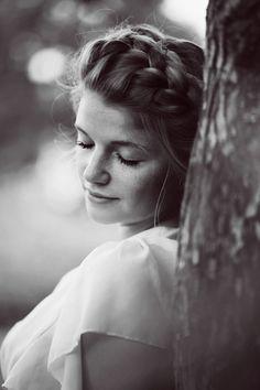 Portraitshooting bei Lichtpoesie in Münster   photography   ideas   inspiration   summer   braid