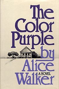 The Color Purple by Alice Walker...