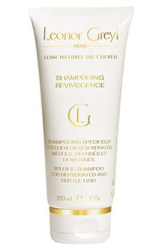 Leonor Greyl PARIS 'Shampooing Reviviscence'  -- Basically a miracle shampoo. Holy cow it worked wonders.