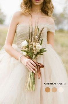 10 Wedding Color Palettes You Need to Consider!