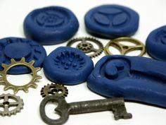 Art Tutorial - How to Make Cheap Flexible Molds
