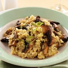 Gorgonzola Risotto Recipe | How to Make Gorgonzola Risotto | ItalianFoodsRecipes
