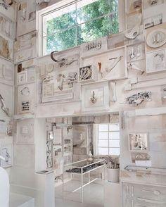 Design - Mosaicos e Memórias.  Interior do restaurante Hueso, em Guadalajara…