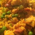 Fancy a taste of Spain? Try out this easy recipe for a Spanish Paella, Slimming World style! Slimming World Paella, Slow Cooker Slimming World, Slimming World Syns, Slimming World Recipes, Spanish Paella, Spanish Food, Spanish Recipes, Chicken Paella, Chicken Chorizo