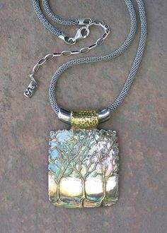 Each handcrafted piece of jewelry is a one of a kind creation of fine silver (.999) inspired by nature and a touch of whimsy.  My jewelry is enhanced by 'family found' beach glass, gems, pearls, 22-24k gold & fused glass from the studio of Ann Cavanaugh.    www.debsteele.com