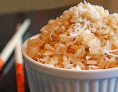 Try a Coconut Brown Rice Side Dish That's Sure to Please