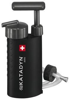Filtre Mini Ceramic Katadyn – Traitement de l'eau pour la randonnée, le trekking