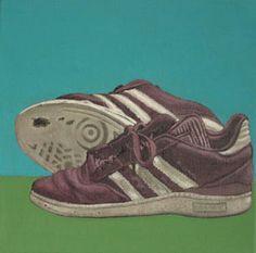 Kubas shoes by Amita Sen Gupta.