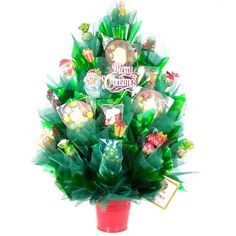 christmas tree candy bouquet by ana bonboni bouquet candy bouquets and centerpieces by ana pinterest candy bouquet christmas tree and gift - Christmas Candy Bouquet