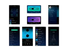 Spotify UX Analysis and Redesign – Prototyping: From UX to Front End