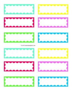 Superior Free Printable Labels For Ziplocs And Great For Lunch Labels For Kids.