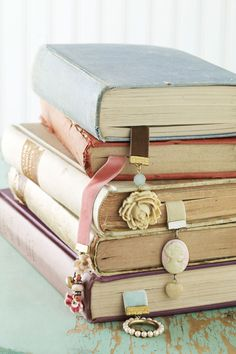 Charming Bookmarks  - CountryLiving.com